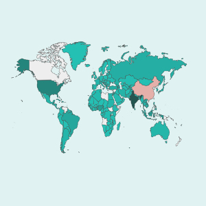 Create Custom Map Charts With Free Online Map Maker Color Maps Online - Create-us-map-color-coded