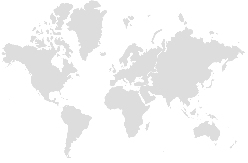 Printable Outline , Blank CONTINENTS Map (Grey Scale)