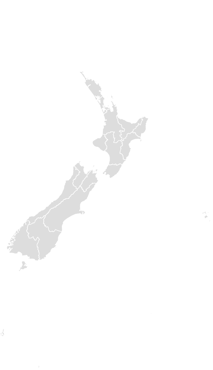 New Zealand Blank Map Maker Printable Outline Blank Map Of New Zealand
