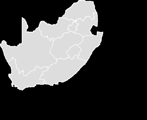 Pintar, colorear mapas de SUDAFRICA con estadísticas (Herramienta ...