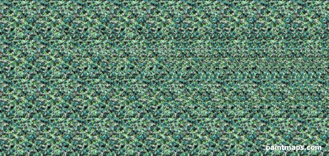 INDONESIA Map in 3D Stereogram (Magic Eye)